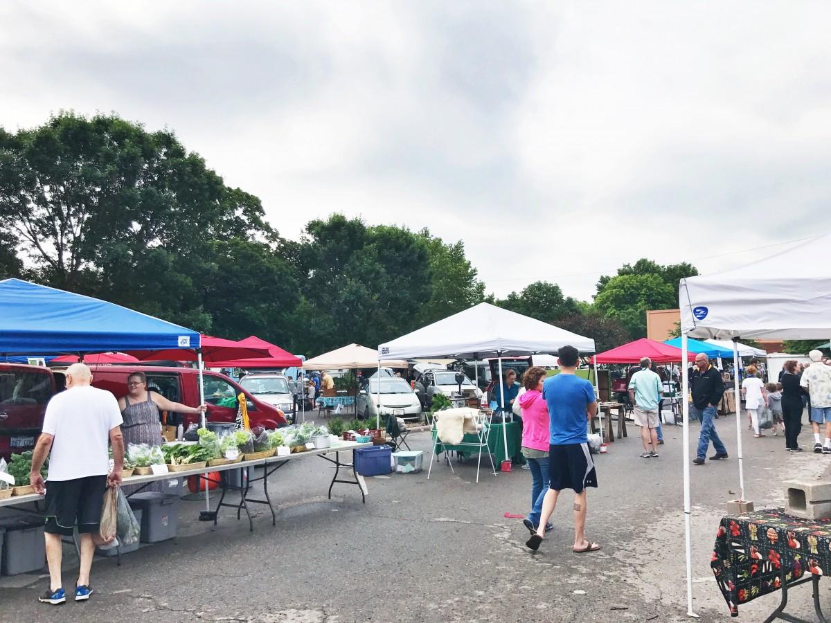 Lawrence Kansas Farmers Market Her Heartland Soul