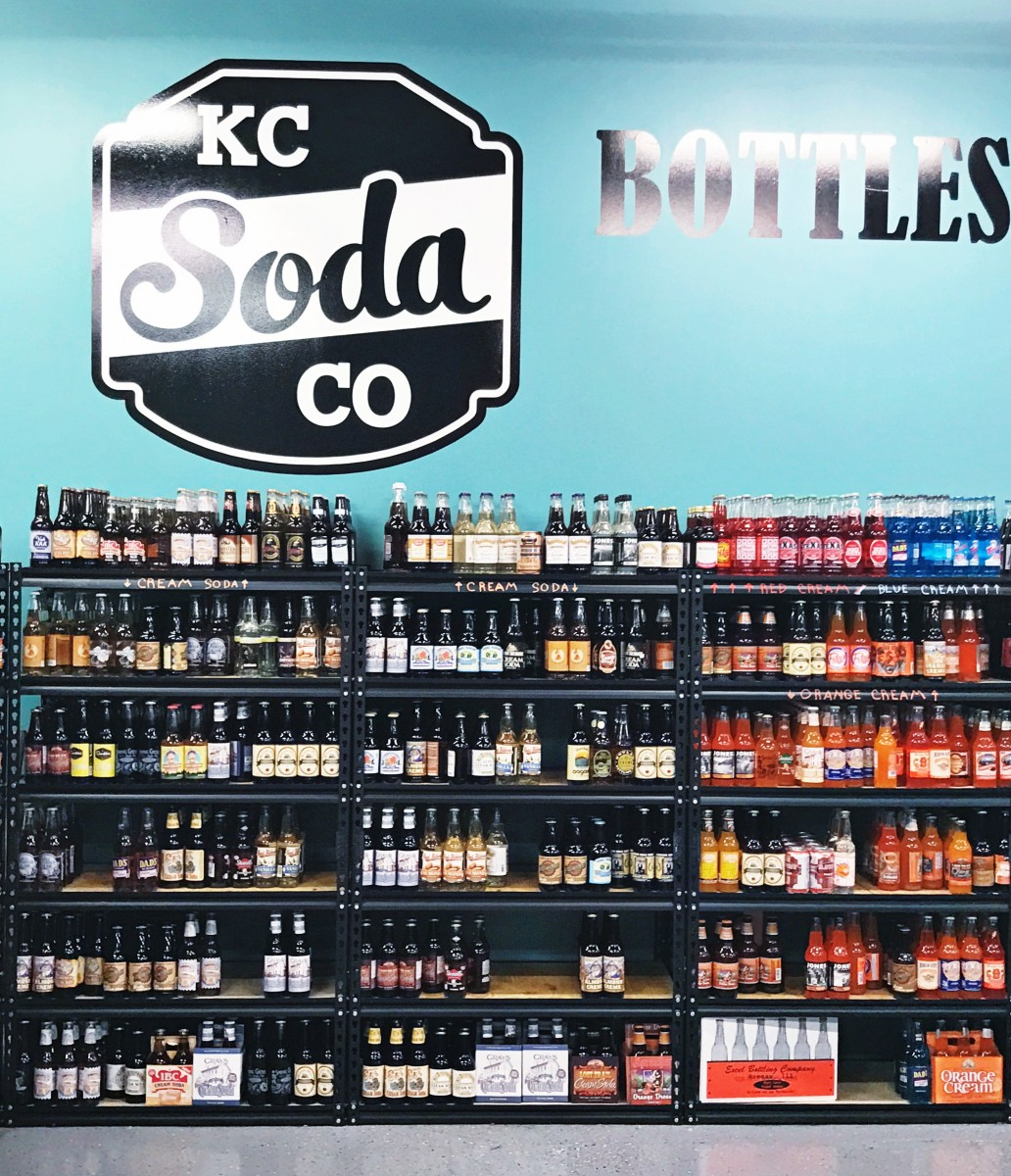 KC Soda Co Kansas City Legends Outlets Her Heartland Soul