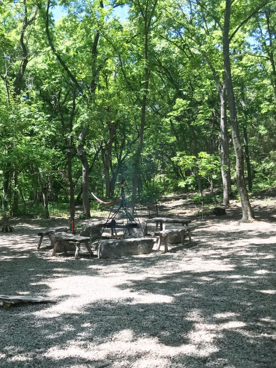 Wildwood Outdoor Adventure Park Manhattan Kansas Her Heartland Soul