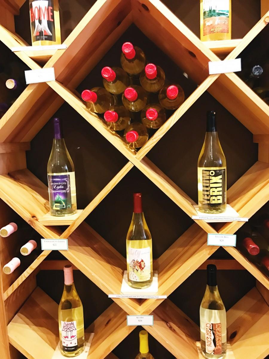 Oz Winery Wamego Kansas Her Heartland Soul