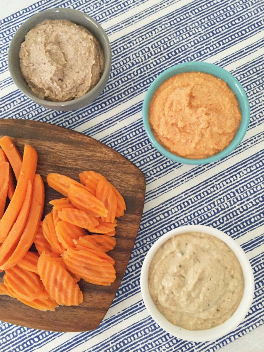 3 Protein Packed Veggie Dip Recipes for Game Day Her Heartland Soul