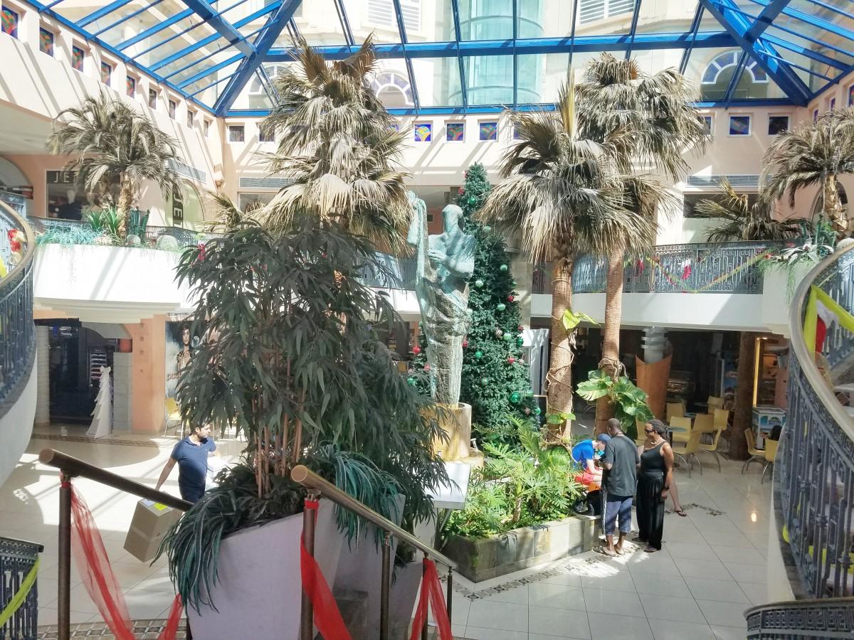 west indies shopping mall marigot st. martin her heartland soul