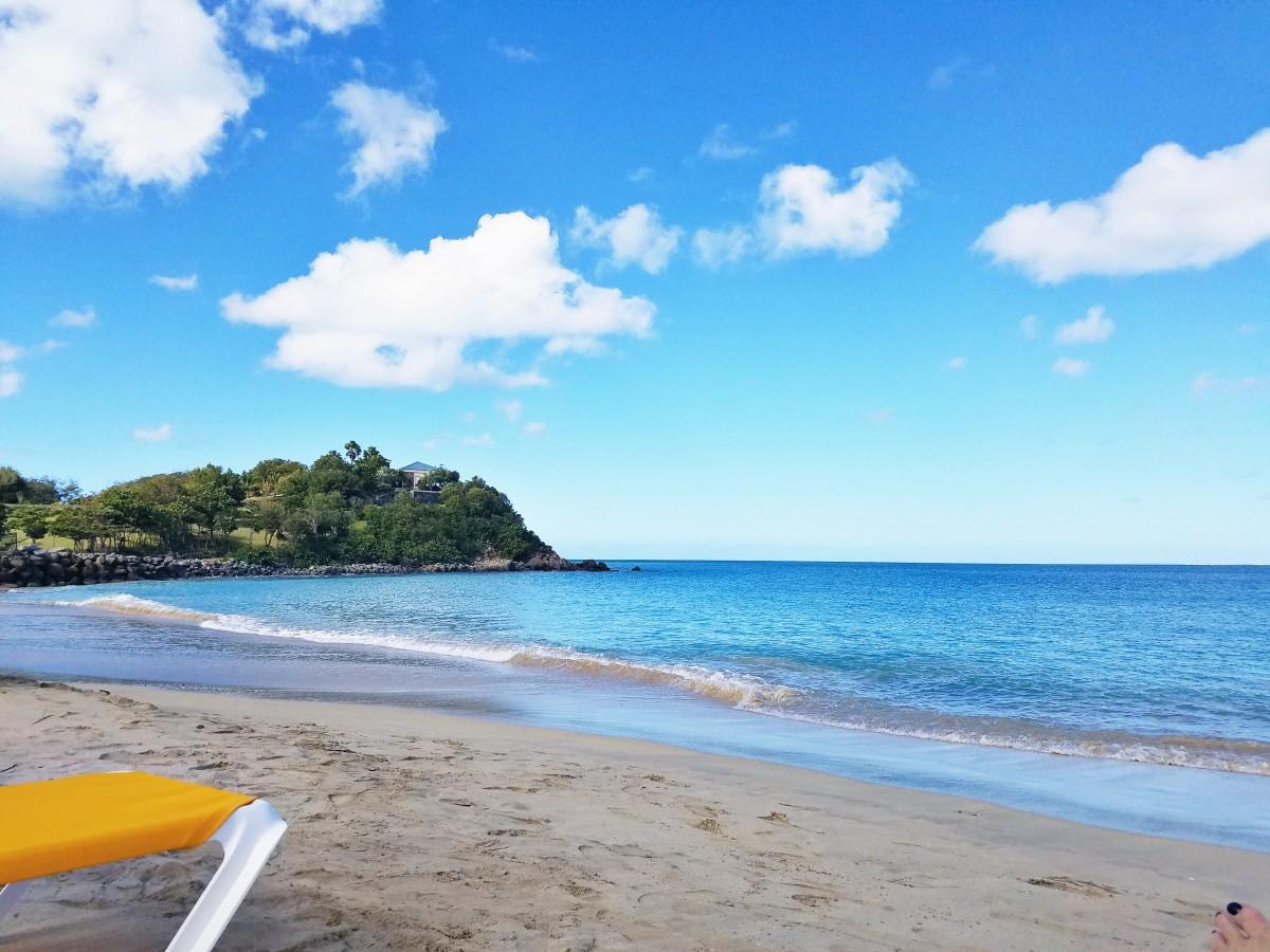 friars bay beach st. martin her heartland soul