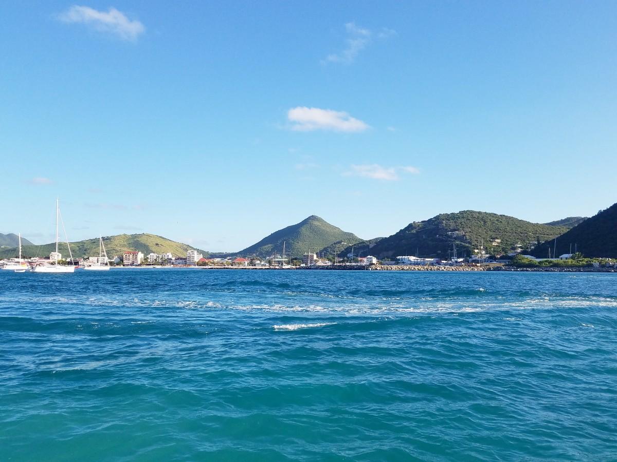 st. martin/st. maarten royal caribbean cruise her heartland soul