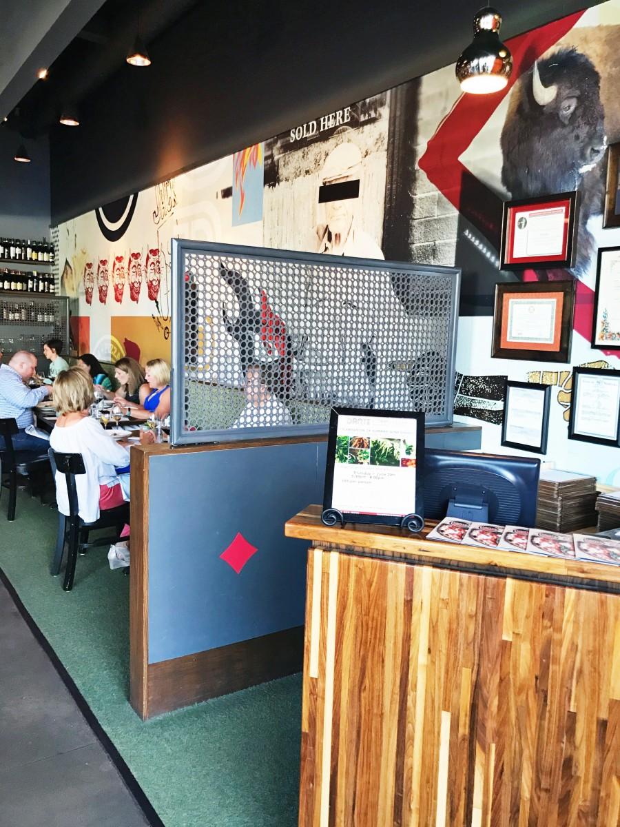 Dante Ristorante Pizzeria Omaha Nebraska Her Heartland Soul