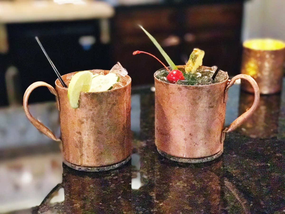 The Copper Kettle Mule Bar Lincoln Nebraska Her Heartland Soul
