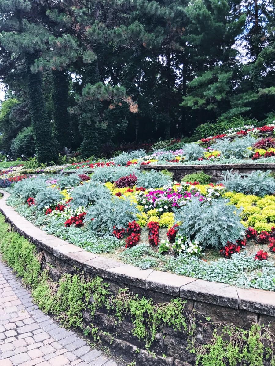 Sunken Gardens Lincoln Nebraska Her Heartland Soul