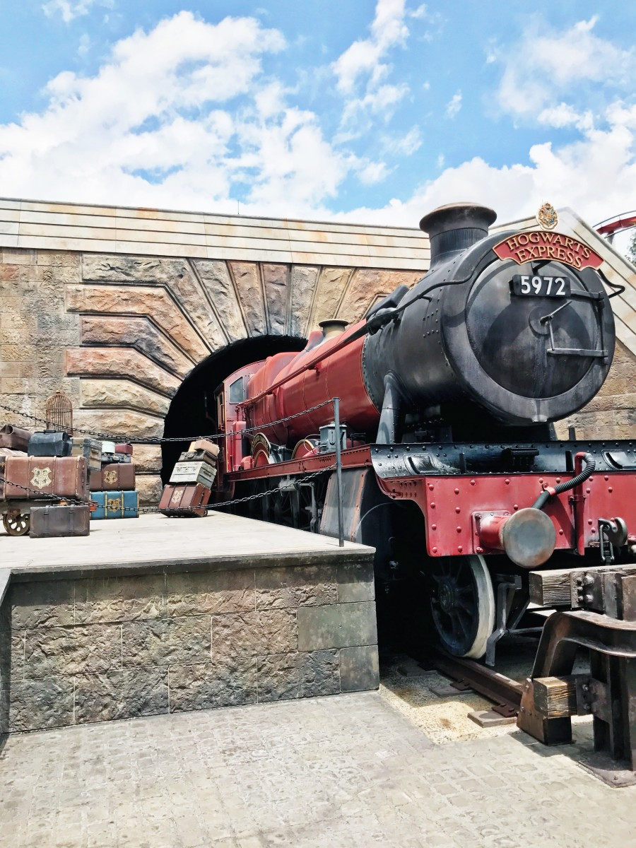 The Wizarding World of Harry Potter Universal Orlando Florida Her Heartland Soul