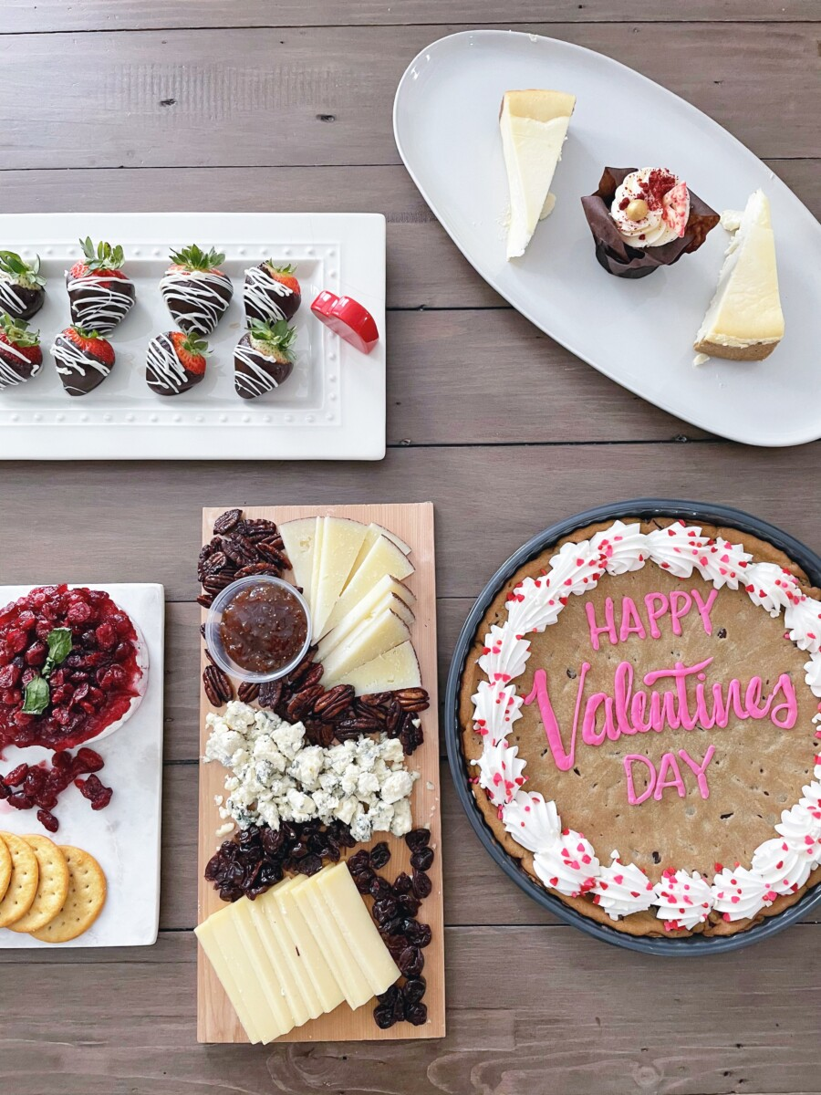 Desserts from Hy-Vee for Valentine's Day - Her Heartland Soul