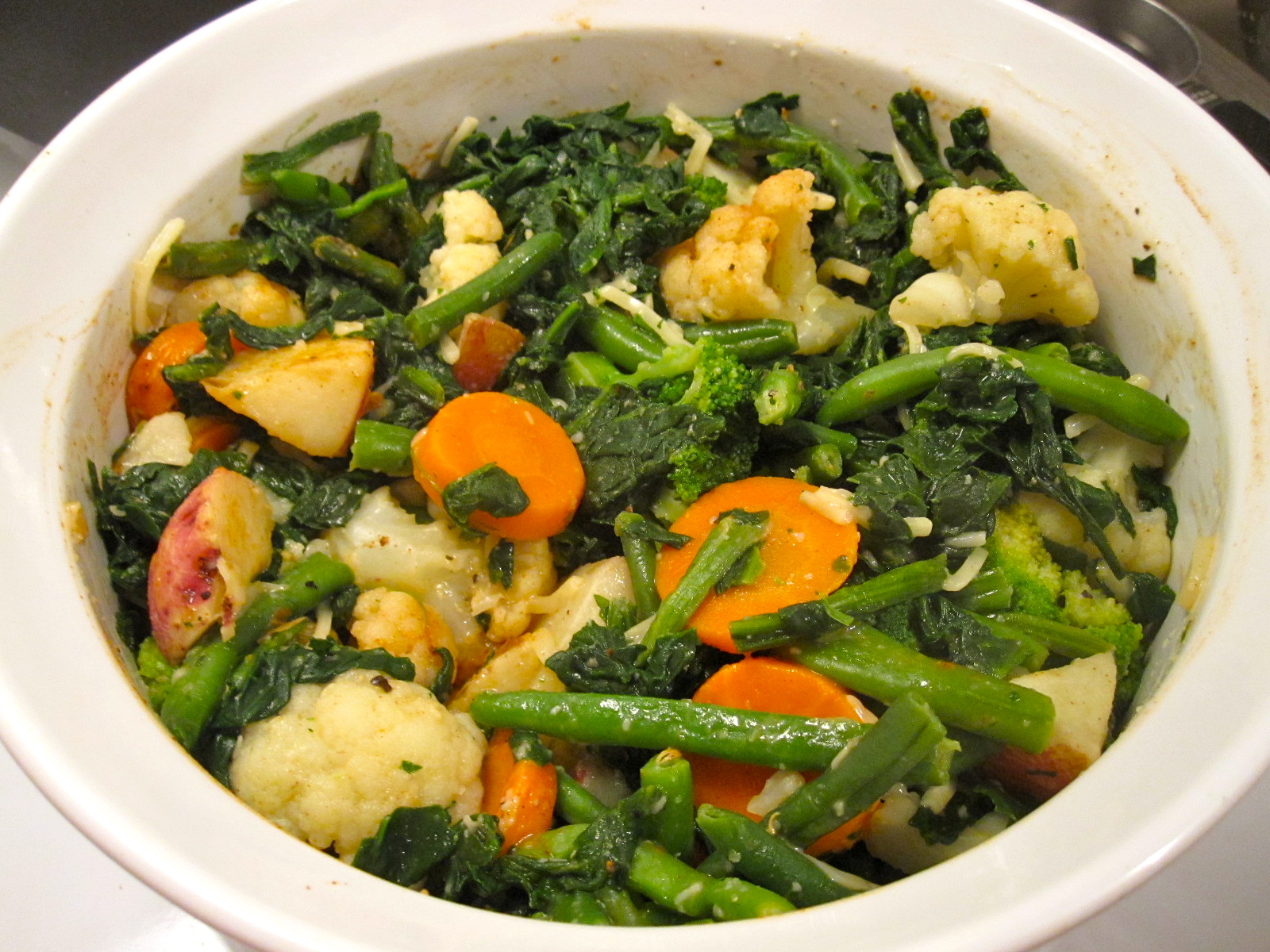 Eat Your Veggies Casserole Recipe - Her Heartland Soul