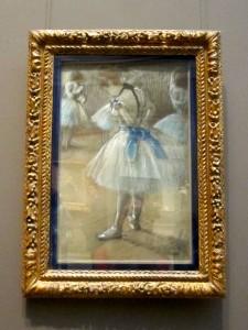 Erin Smith Girl Gone Veggie Degas NYC