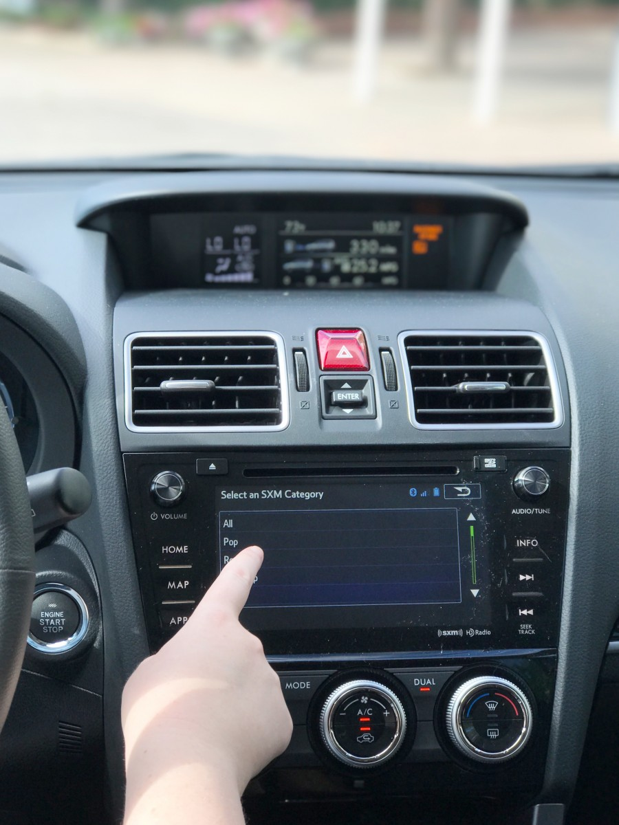 2018 Subaru Forester Baxter Omaha Her Heartland Soul