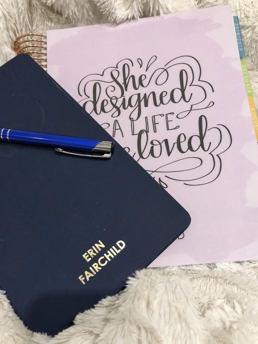 Erin Condren Weekend Snapshots Her Heartland Soul