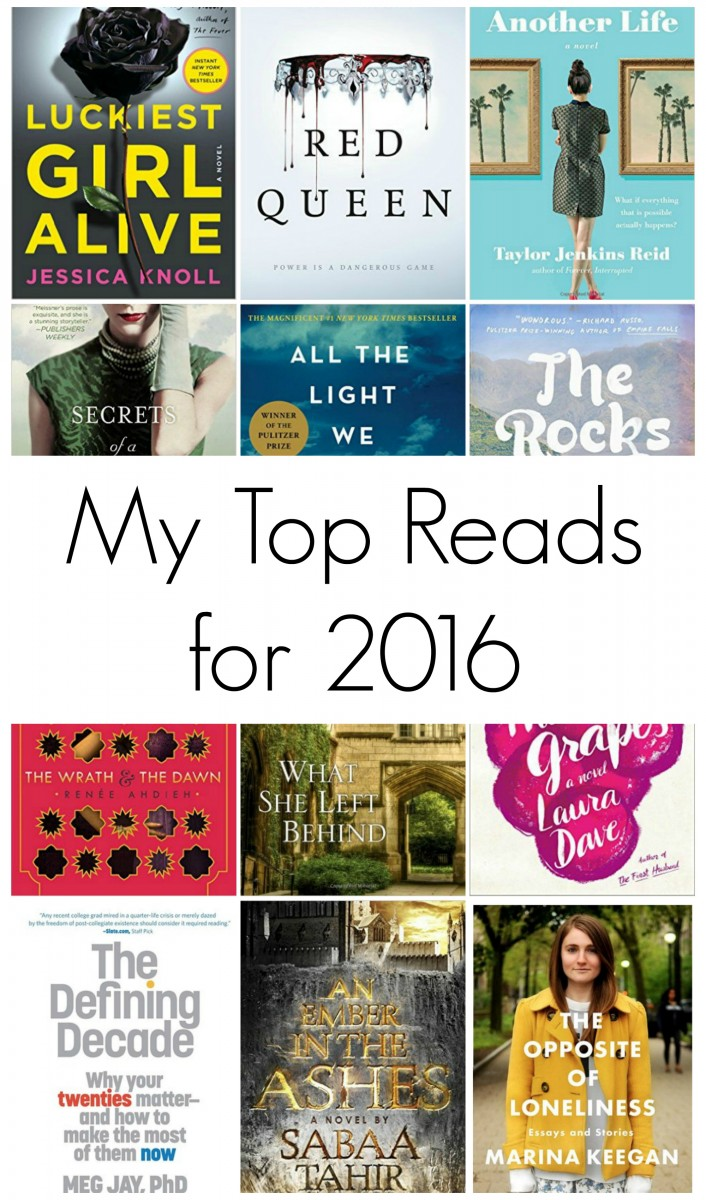 My Top Reads for 2016 Her Heartland Soul