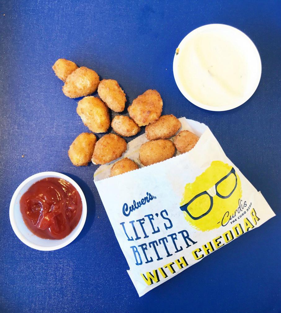 National Cheese Curd Day Culvers Omaha Nebraska Her Heartland Soul