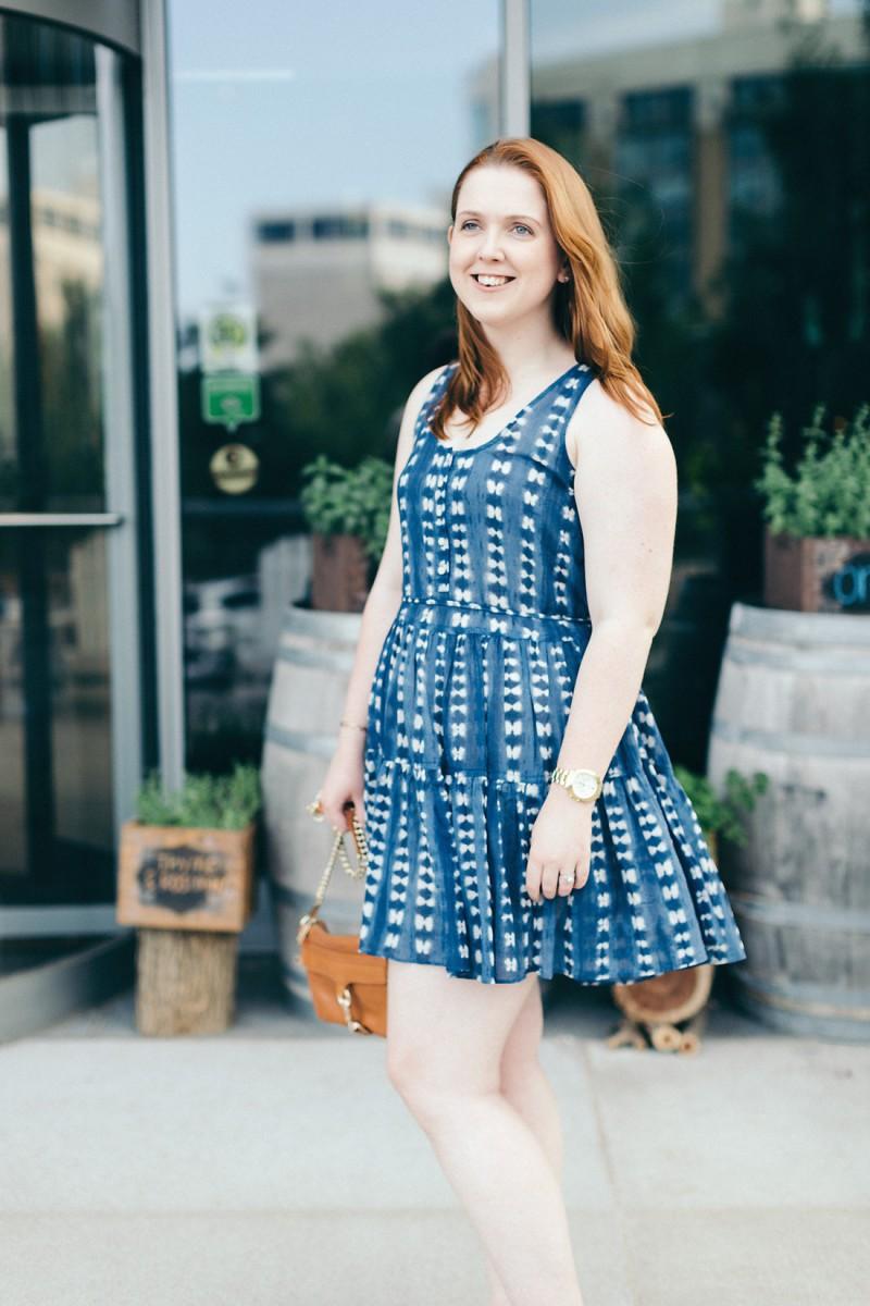 Summer Henley Tank Dress Her Heartland Soul Erin Fairchild