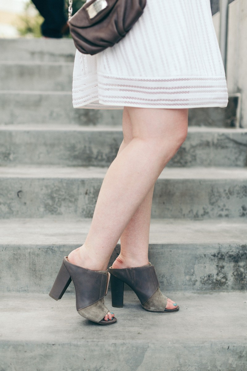 Grey Mules for Fall Her Heartland Soul Erin Fairchild