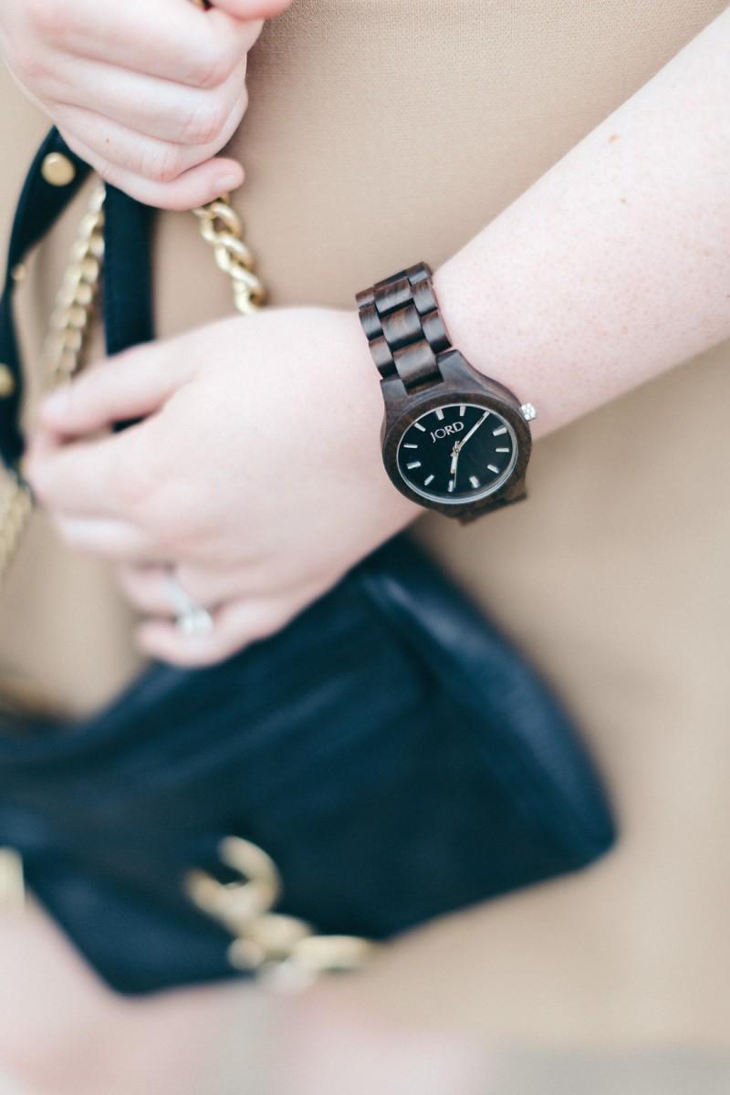 Black + Wood Her Heartland Soul Jord Watches