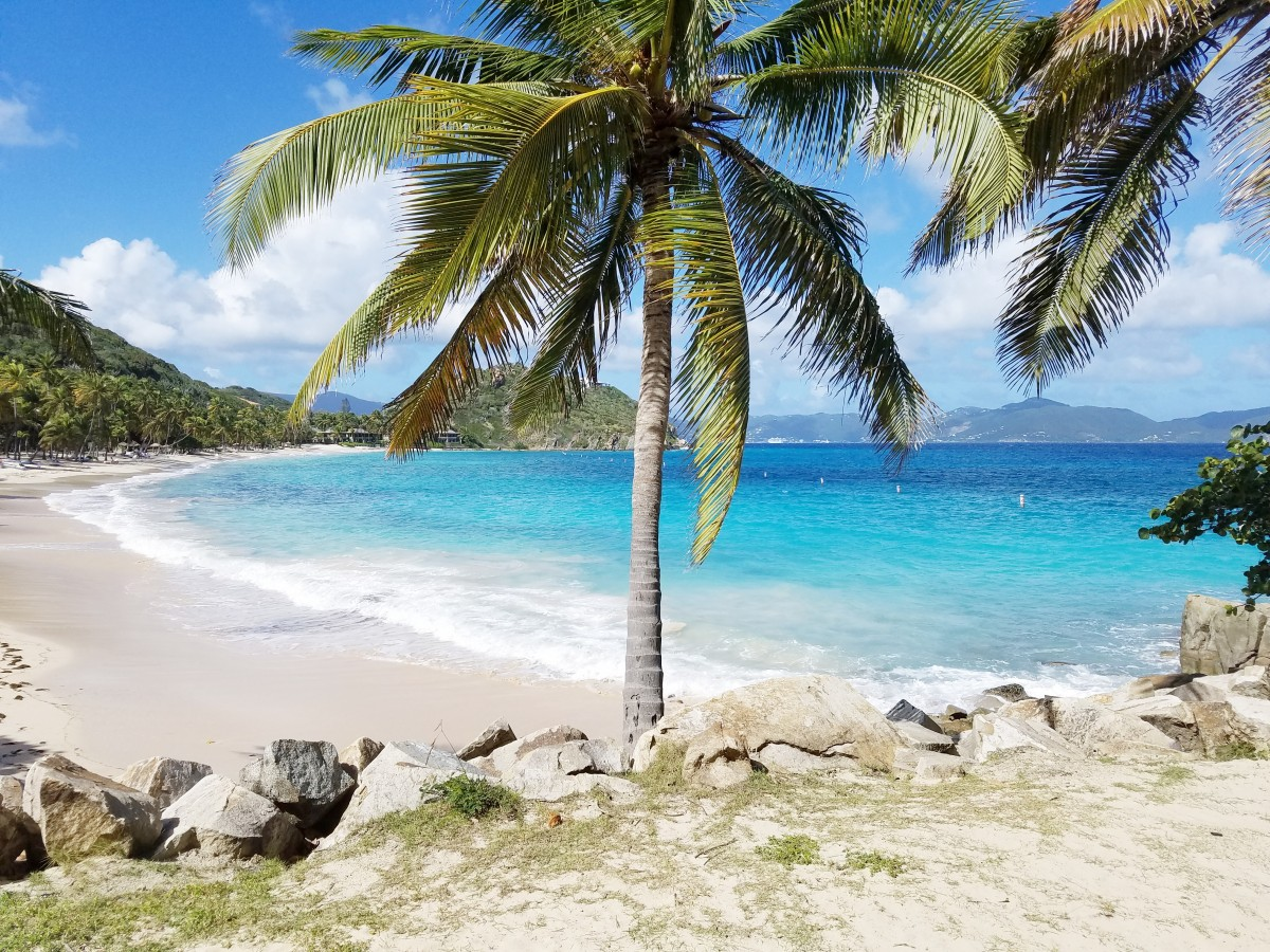 Visiting Peter Island in the Southern Caribbean Her Heartland Soul