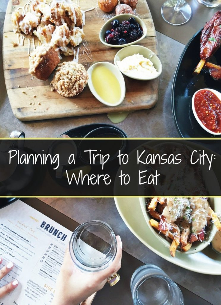 Planning a Trip to Kansas City: Where to Eat
