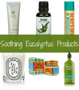 Soothing Eucalyptus Products