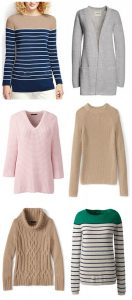 Spotlight On: Lands' End Sweater Sale