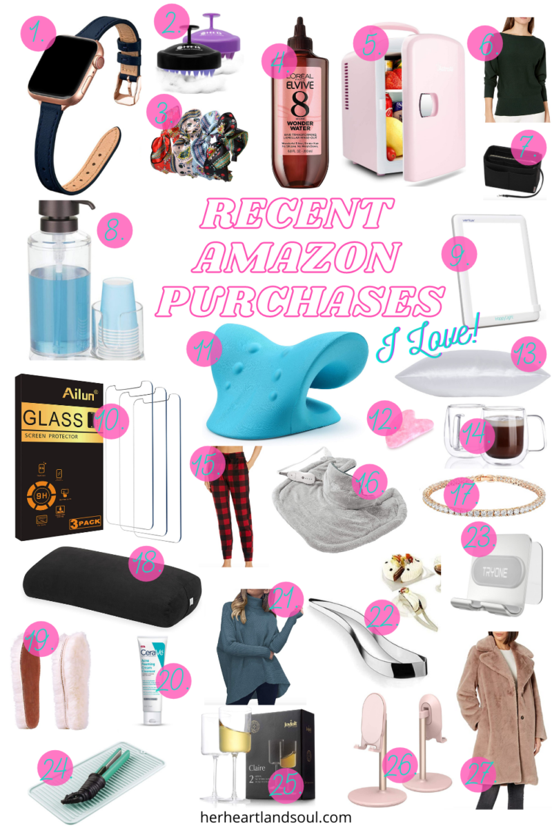 The 27 Recent Amazon Purchases I Love! - Her Heartland Soul
