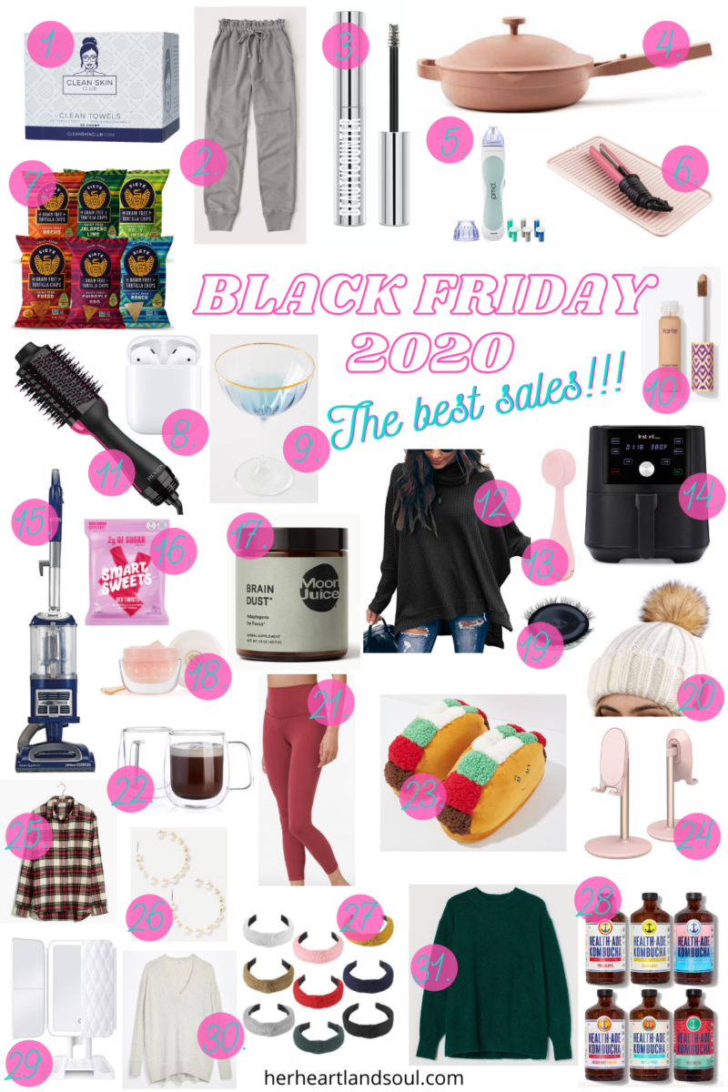 The 31 Best Black Friday Sales - Her Heartland Soul