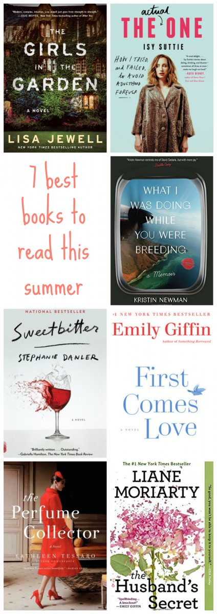 The Seven Best Books to Read this Summer Her Heartland Soul