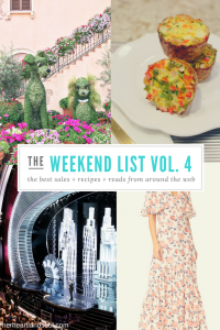 The Weekend List Vol. 4 - Her Heartland Soul