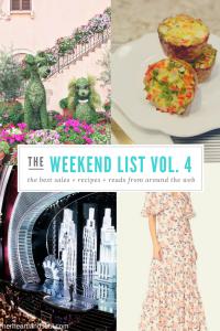 The Weekend List Vol. 4 - Her Heartland Soul