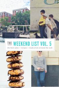The Weekend List Vol. 5 - Her Heartland Soul