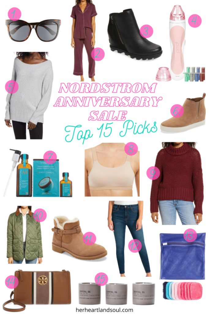 Top 15 Nordstrom Anniversary Sale Picks - Her Heartland Soul