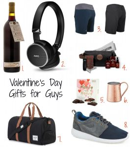 Valentine's Day Gifts for Guys