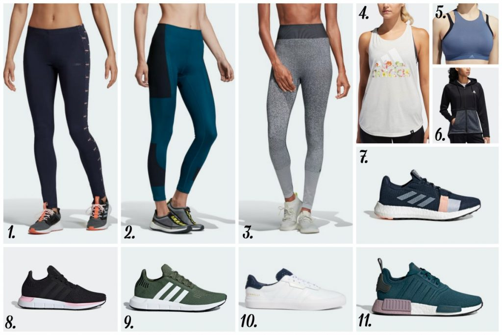 Workout Wear Inspiration: Adidas - Her Heartland Soul