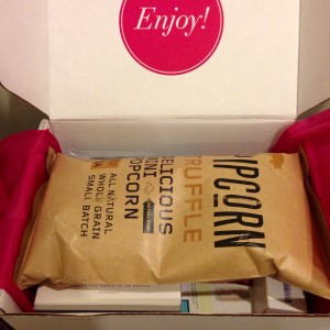 POPSUGAR January Must Have Box Review Girl Gone Veggie Erin Fairchild