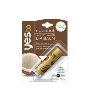 Yes to Coconut Naturally Smooth Lip Balm Her Heartland Soul Erin Fairchild
