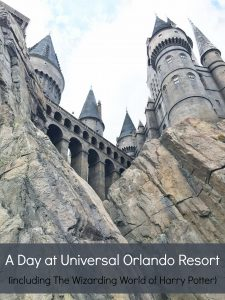 a day at universal orlando resort (including The Wizarding World of Harry Potter) Her Heartland Soul