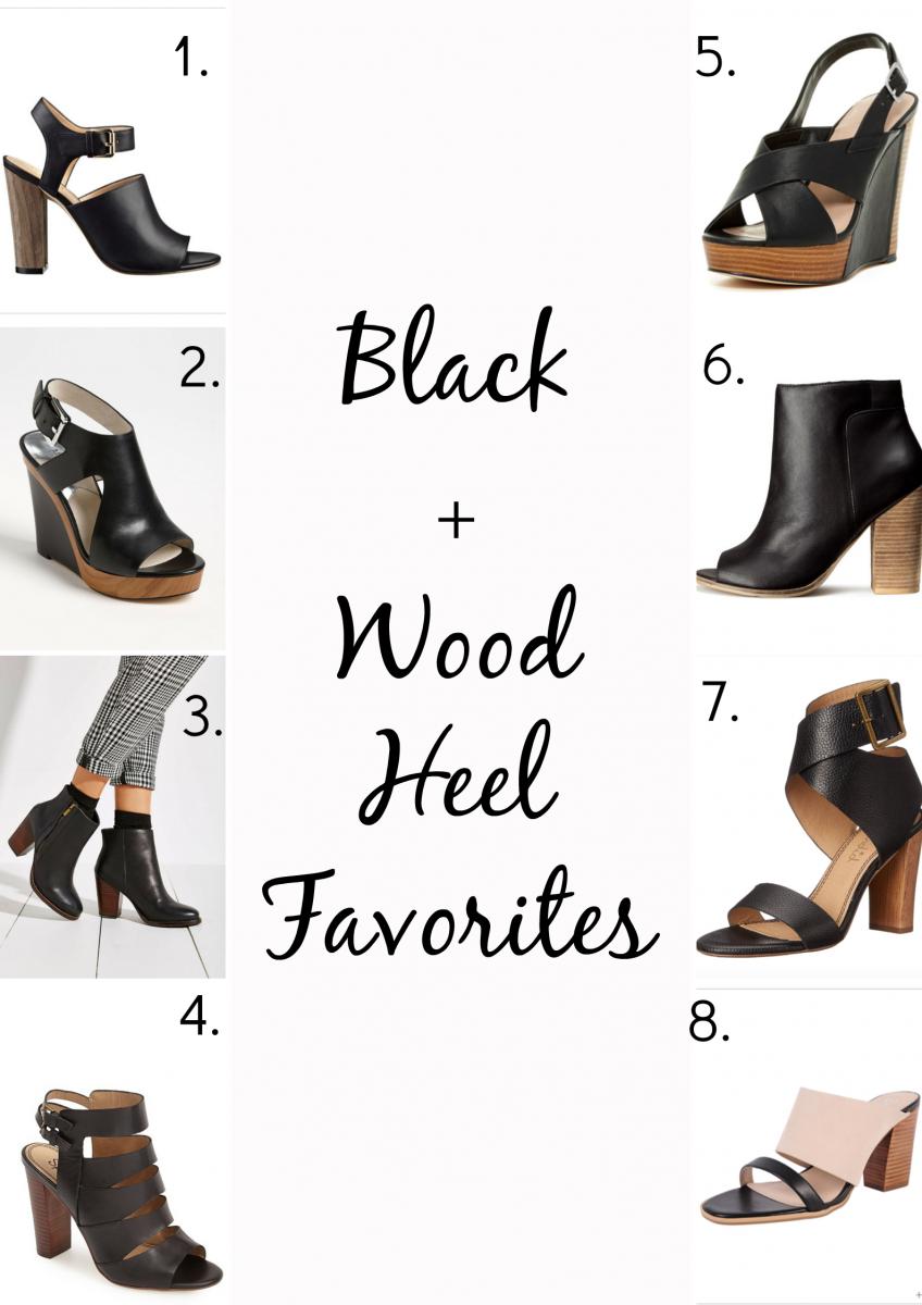 black + Wood heel favorites her heartland soul