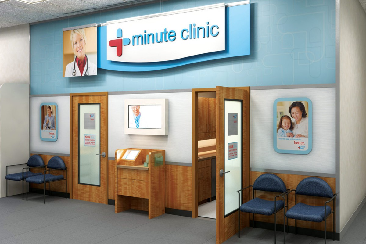CVS Minute Clinic Her Heartland Soul