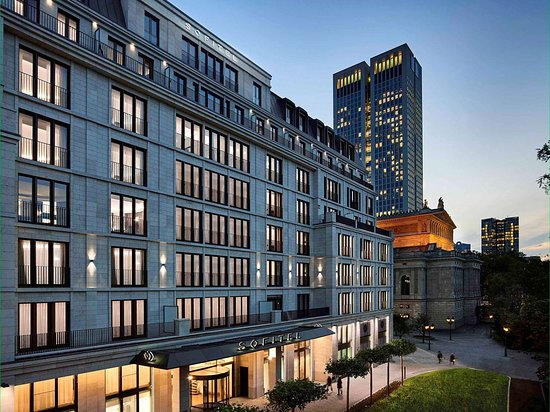 Sofitel Frankfurt Opera: A Luxury Hotel - Her Heartland Soul