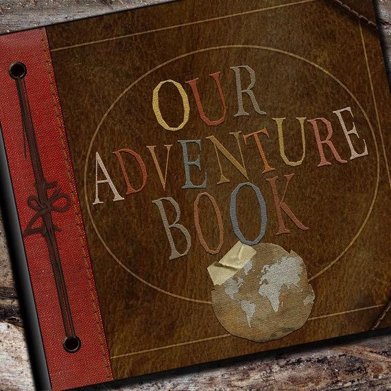 Our Adventure Book Erin Fairchild Girl Gone Veggie