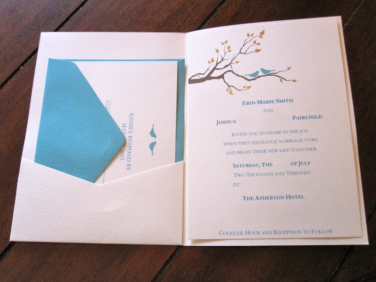 Wedding Invitation Kits Michaels: 9 Tips For Planning A Wedding For Less Than $9,000