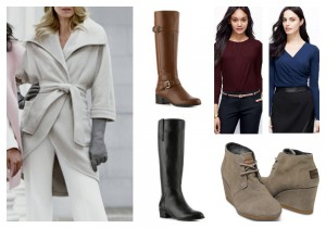 Fall Fashion Picks Her Heartland Soul Erin Fairchild Jacket Boots Blouses Wedges