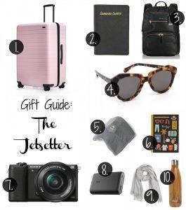 Gift Guide: The Jetsetter