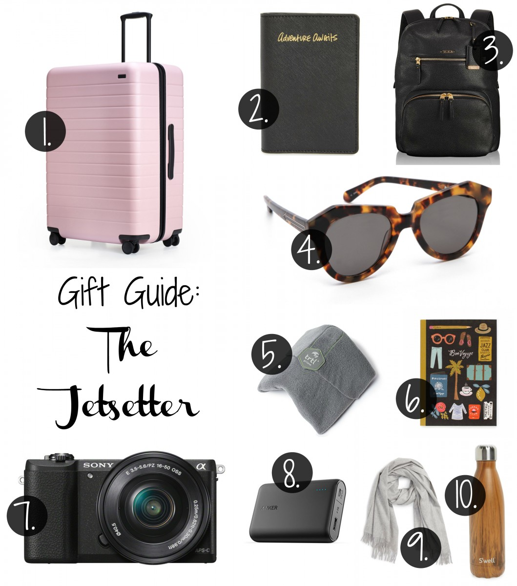gift guide the jetsetter her heartland soul