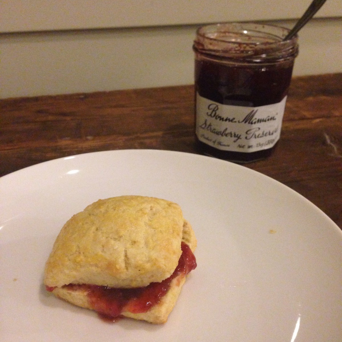 Her Heartland Soul Bonne Maman Greek Yogurt Biscuit Recipe Erin Fairchild