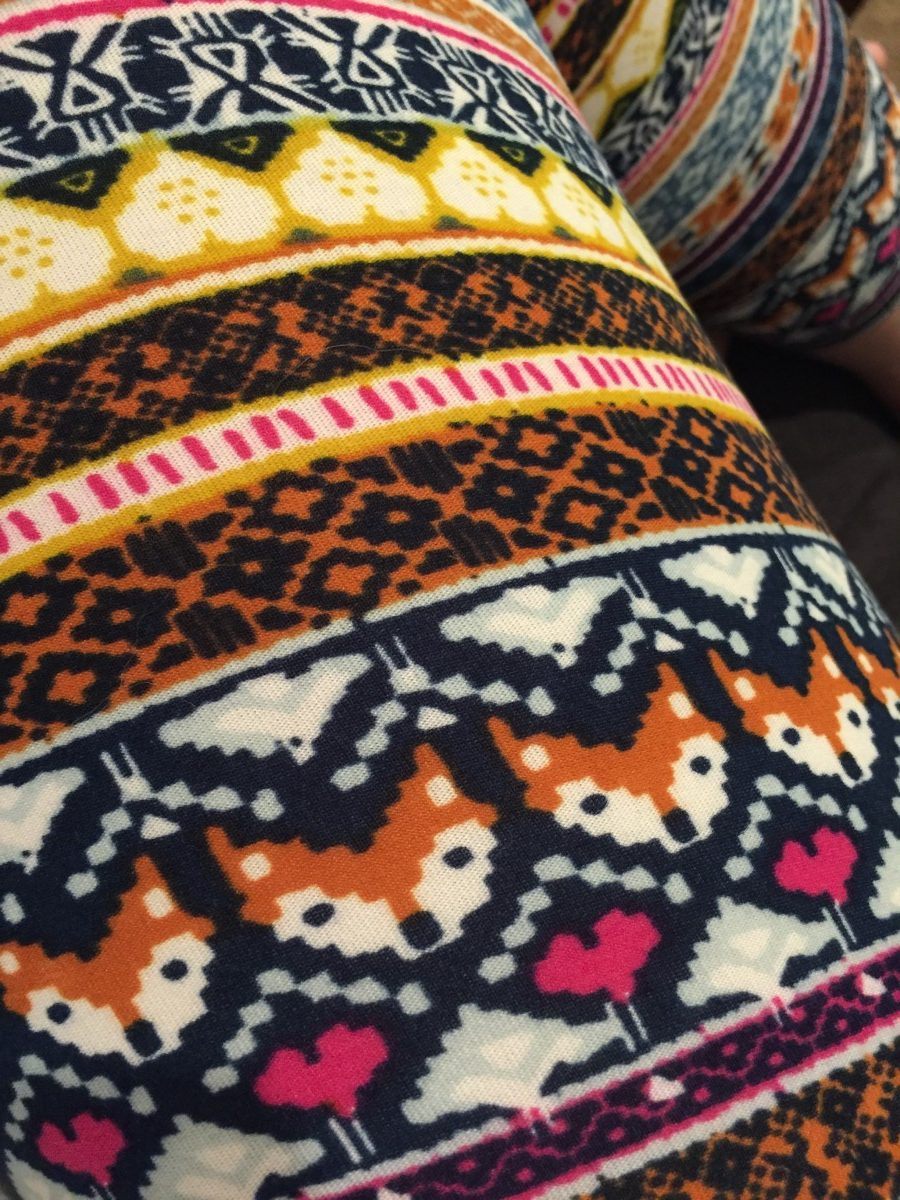 $5 Leggings Walmart Fox Her Heartland Soul