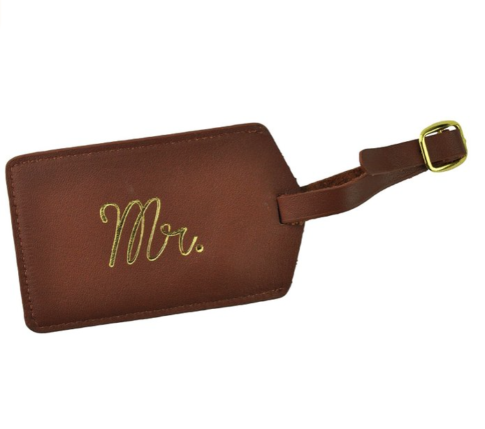 8 Creative Leather Gift Ideas For Your 3rd Wedding