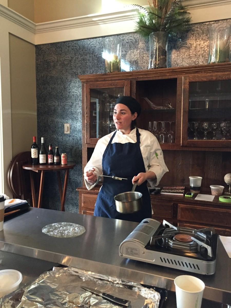 Candy Making Class The Provisions Grey Plume Omaha, Nebraska Her Heartland Soul